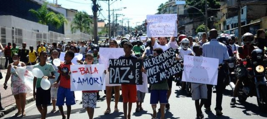 Resultado de imagem para O Brasil que escreve sua história com sangue de crianças